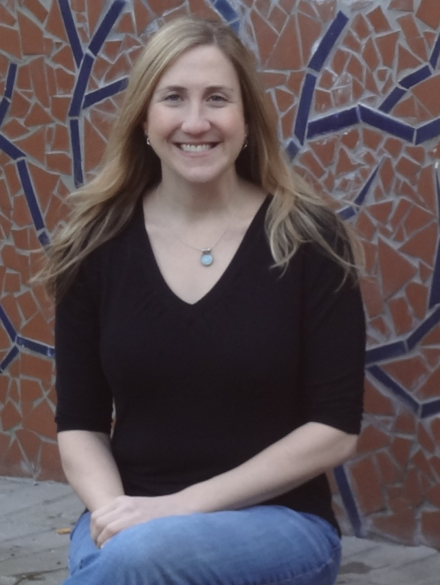 Lisa Burstein Author Photo